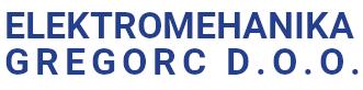 Elektromehanika Gregorc d.o.o. Logo